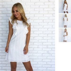 Dresses & Skirts - NWT white dress